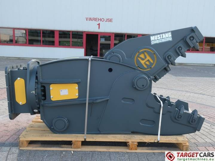 Mustang Hammer RH25 Rotation Hydraulic Crusher Pulverizer 20~28T