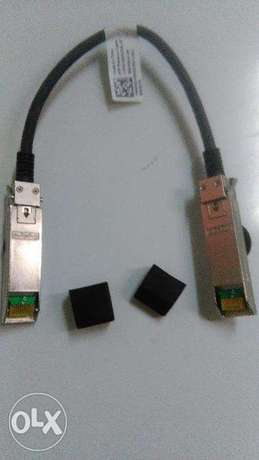 SFP passive cable, 28AWG Direct Attach Cable (DAC), Cable length 30cm