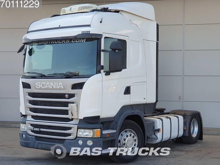 Scania R450 4X2 Retarder Standklima Euro 6 - 2014