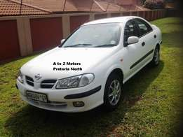 2002 Nissan Almera 1.8 Luxury Sedan