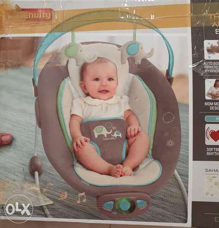 Baby Automatic Bouncer for Sale -Brand New
