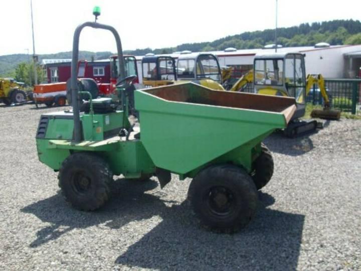 Terex Benford PT 3000 dumper 4x4 - 2004