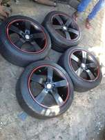 for set of Rim for ford focus s t