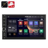 7 Inch Android 4.4 2DIN Car Media Player- C396