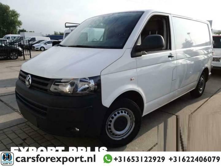 Volkswagen Transporter 2.0 TDI L1H1 *KOELWAGEN* *Klima* - 2015