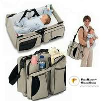 Baby Travel Cot Bag