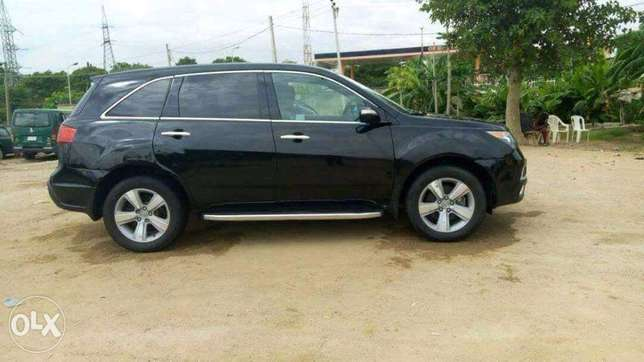 Direct Tokunbo Lagos cleared Acura mdx 2011 model(Full Option) Lagos Mainland - image 3