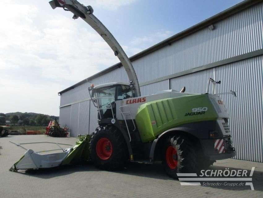 Claas jaguar 950 tier 4i - 2012 - image 3