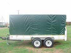 bakkie and 4 M trailer once monthly from George to Pretoria area