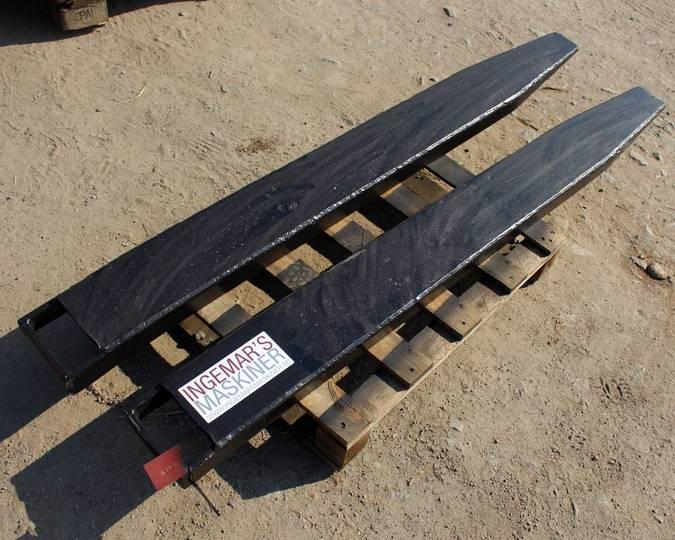 Förlängningsgafflar - 11 Ton
