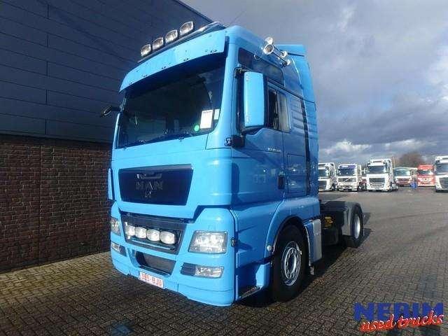 MAN Tgx 18 440 Euro 5 4x2 Xxl - 2010