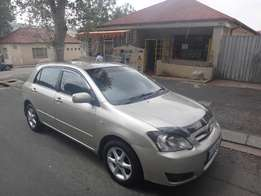 immaculate 2006 Toyota RunX 180 RSI 6Speed gear for sale