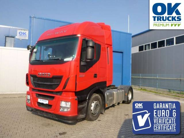 Iveco Stralis AS440S46T/P - 2016