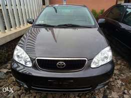 Toyota corolla up for quick sale
