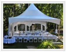 Tents for weddings and events