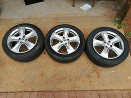 Renault clio 4 Rims and Tyres