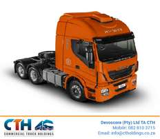 2015 Iveco Strallis 430HP 6x4 TT - 5 Available