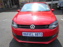 2012 Volkswagen Automatic Polo6 Comfortline 1.6 For R120,000