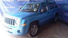 2009 Jeep Patriot 2.4 Limited R109,900.00 Ref(RT002)
