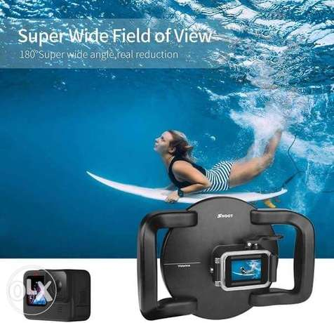 dome for gopro hero 8,9