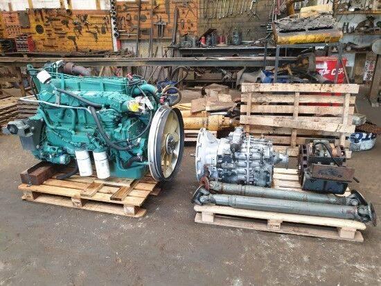Volvo FL6-18 (PIEZAS / DESGUACE) gearbox for truck for parts