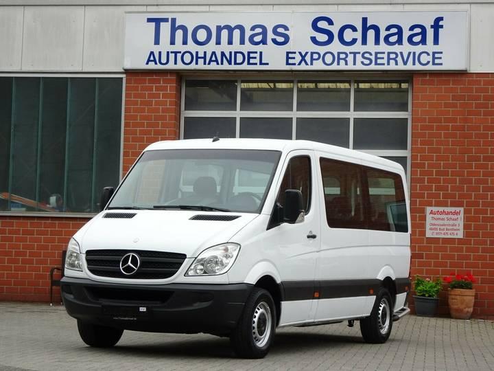 Mercedes-Benz Sprinter 316 Bezin L2H1 Lang 9 Sitze Automatik - 2009