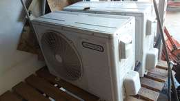 Split Air Conditioner Out Unit {Model No: TAC-18CHS/BQ}