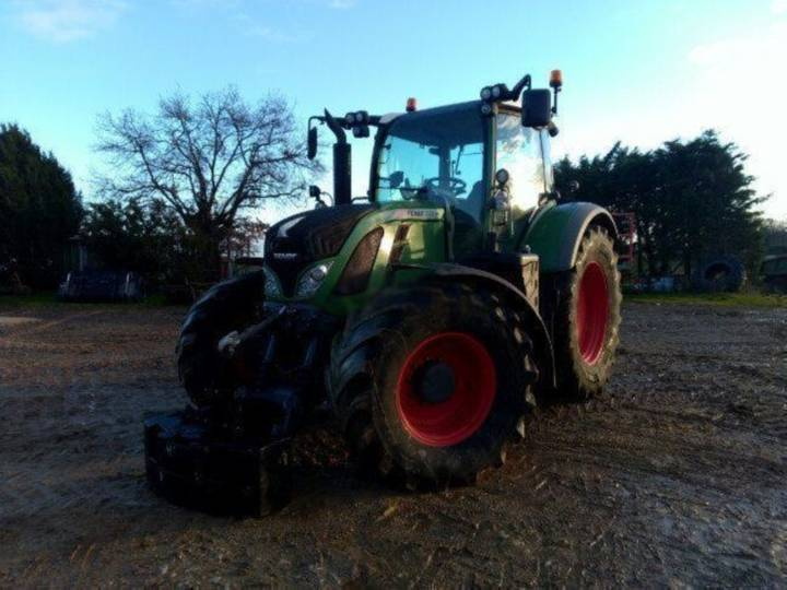 Fendt 720 profi plus - 2013