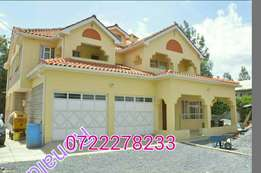 5 BR modern house with SQ house for sale