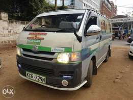Toyota Hiace Box On Sale