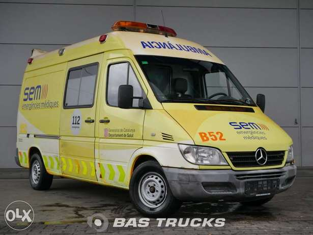 Mercedes Sprinter - To be Imported Lekki - image 3
