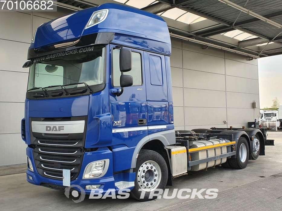 DAF XF 460 6X2 Intarder Liftachse Euro 6 - 2015
