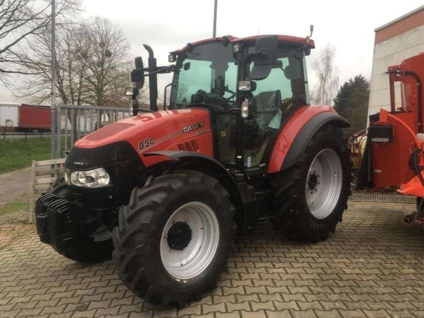 Case IH farmall 85c ps ac - 2019 - image 3