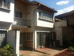 House with Compound for rent along Waiyaki way Westlands