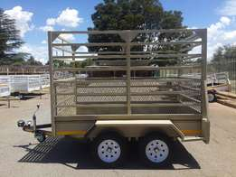 Sabs approved trailers for sale, Papers, Veridot and Vat incl!