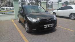 Mazda Demio kcm ,2010,reverse cam,alloyrims asking 635,000/-