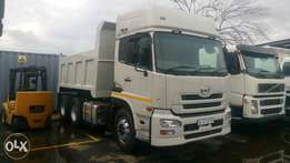 Nissan UD460 10 Cube Tipper For Sale