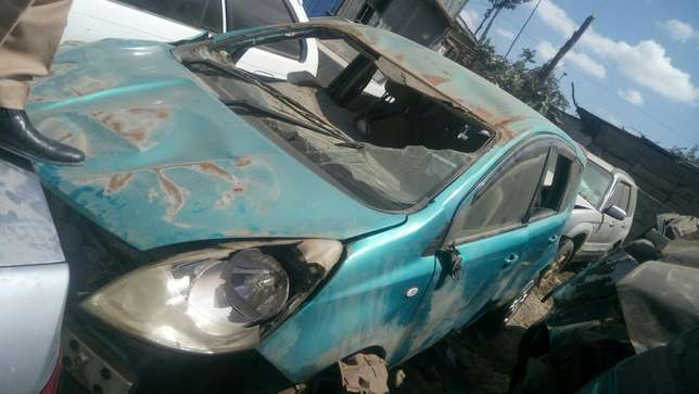 Salvage Nissan note Industrial Area - image 6