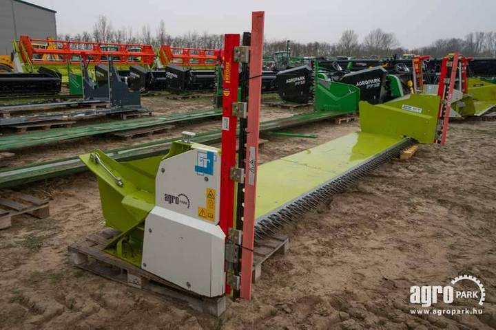 Claas Cerio 560 Rape Extension With 2 Mechanical Side Kn - 2016
