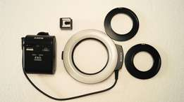Sony Macro & Portrait ring light