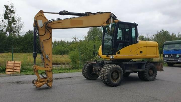 Caterpillar M316D Mobilbagger - 2008