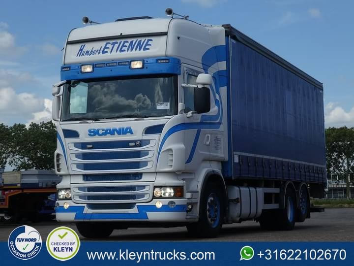 Scania R560 manual gearbox,6x2*4 - 2011