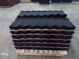 50yrs warrantee in your stone coated roofing sheet, call mr donald 070