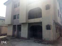 6numbers of 3bedroom flat each at New Oko Oba, Agege