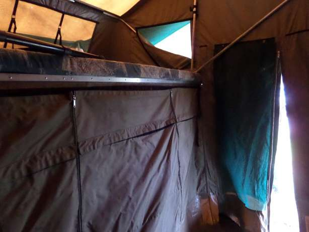 venter bush baby trailer, with tent Roodepoort - image 7