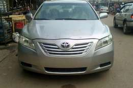 Newly imported 2007 Toyota Camry for sale.