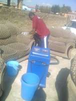 mobile carpet cleaning