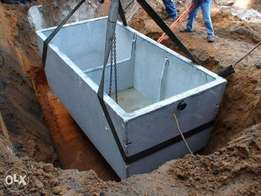 Septic Tank Design and Construction