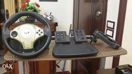 Racing wheel Genius