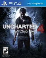 Uncharted 4 Ps4 *Brand New*